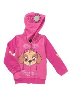 Paw Patrol Costume Zip Hoodie (Toddler Girls)