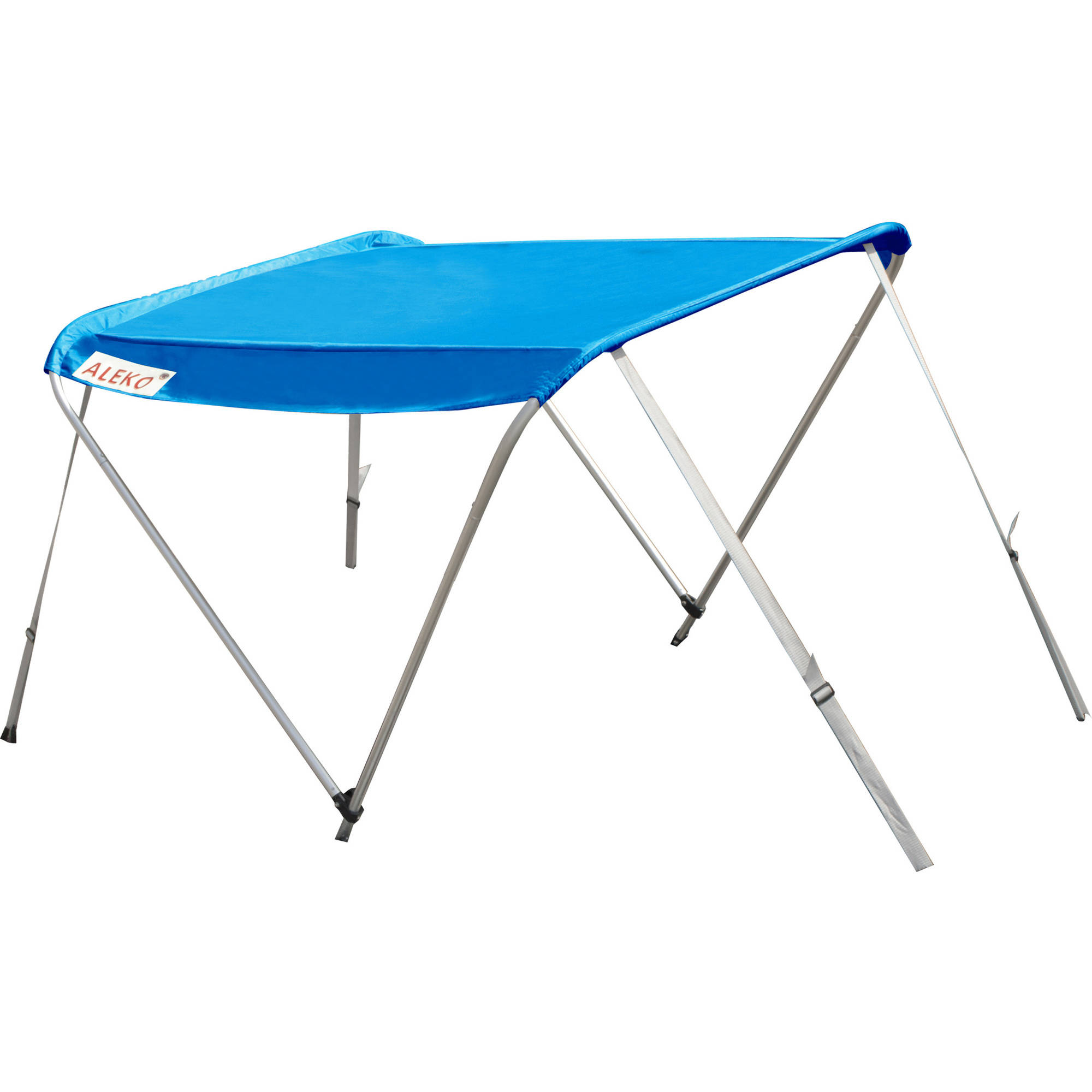 ALEKO BSTENT250B Summer Canopy Boat Tent Sun Shelter Sunshade for Inflatable