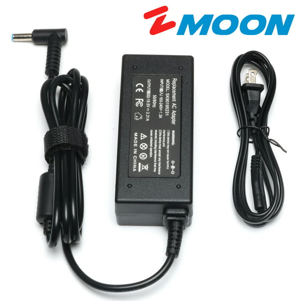 Hp Replacement 719309 003 721092 001 854054 002 854054 003 854054 001 741727 001 740015 001 Laptop Ac Adapter Charger Power Cord Blue Tip Connector Only Walmart Com Walmart Com