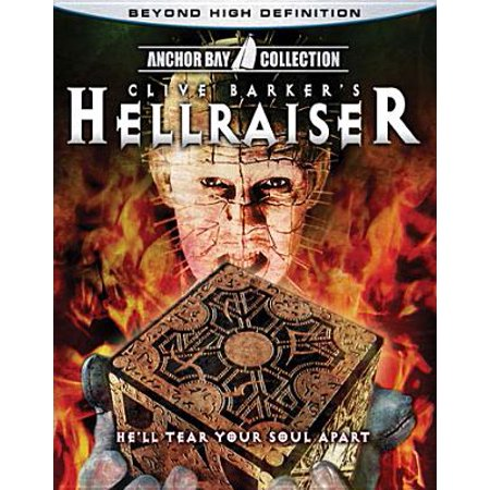 Hellraiser (Blu-ray) (Widescreen) - Hellraiser Pinhead