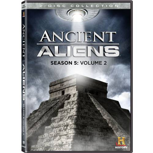 Ancient Aliens: Season Five, Volume 2
