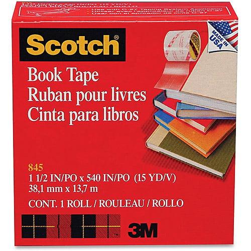 Scotch Book Tape