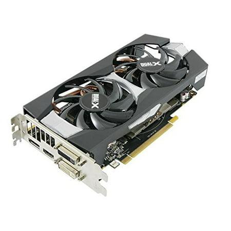 SAPPHIRE 11240-06-20G Sapphire DUAL-X AMD Radeon R7 370 2GB GDDR5