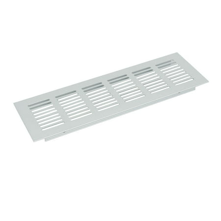 Aluminum Alloy Air Vent Louvered Grill Cover Ventilation Grille 250mmx80mm  | Walmart Canada
