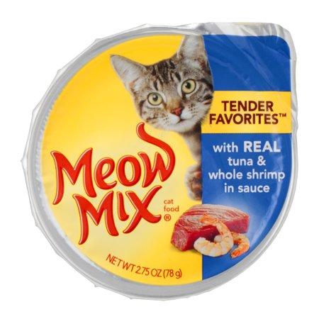 Wet Cat Food At Walmart