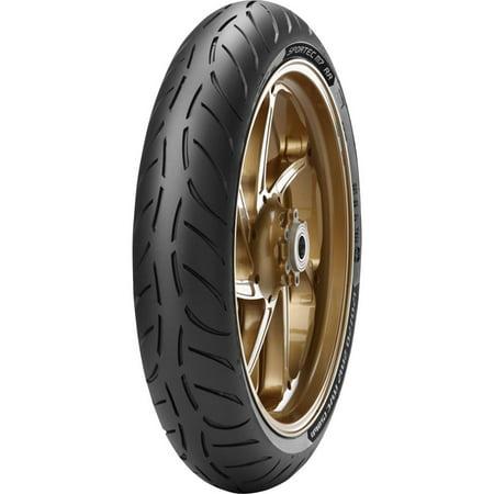 Metzeler 2520800 Sportec M7 RR Front Tire - (Metzeler Sportec M3 190 55 Zr 17)