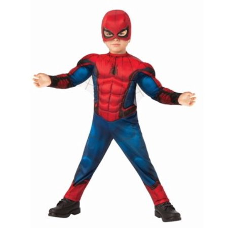 The Best 2019 Halloween Costume Ideas (Rubie's Marvel Spiderman Toddler Classic Halloween)