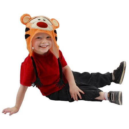 Elope Costumes Tigger Hoodie Hat