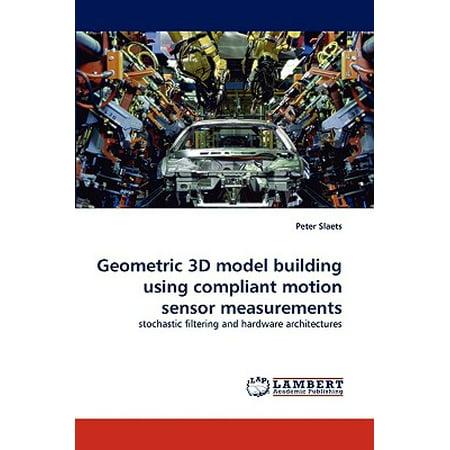Geometric 3D Model Building Using Compliant Motion Sensor Measurements ()