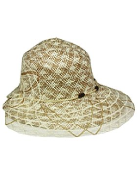 ff071b3796373 Product Image Silver Fever Women Summer Fancy Sun Hat Fits All