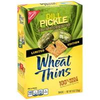 Nabisco Wheat Thins Dill Pickle Snacks, 9 Oz.