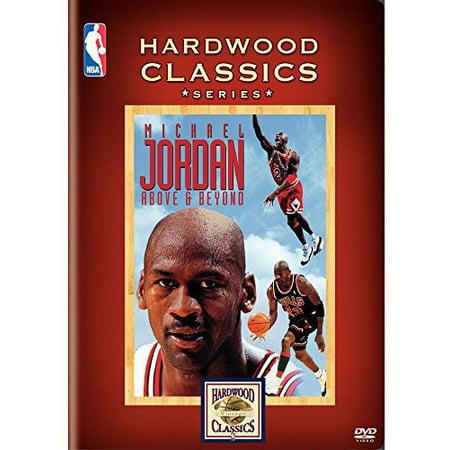 Nba Hardwood Classics: Michael Jordan - Above &
