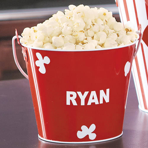Personalized Individual Popcorn Bucket - Walmart.com