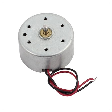 DC3V 5000RPM Electric Airplane Magnetic Solar Motor f RC Helicopter