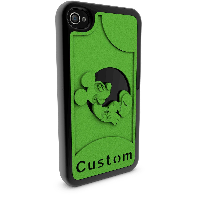 ... 3D Printed Custom Phone Case - Disney Classics - Donald - Walmart.com