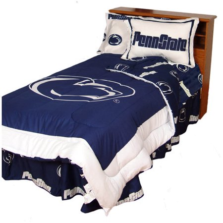 College Covers NCAA Penn State Reversible Comforter Set