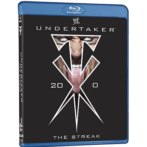 WWE: Undertaker - The Streak (Blu-ray) (Full Frame)
