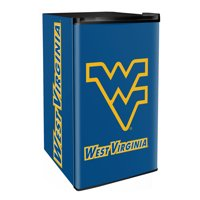 West Virginia Mountaineers 32.5'' x 17'' x 19'' Counter Top Refrigerator