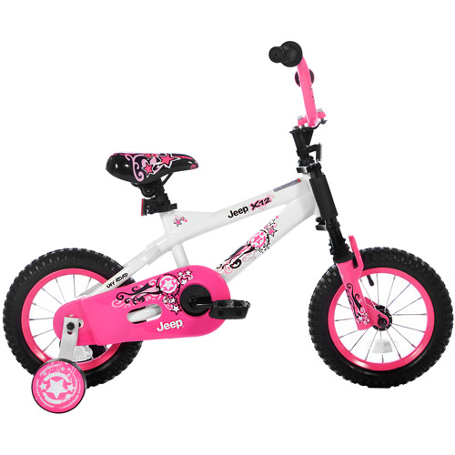 "12"" Jeep X12 Girls' Bike"