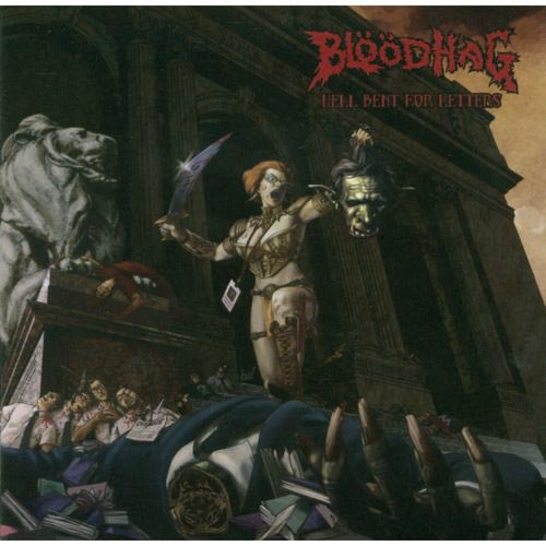 Bloodhag - Hell Bent for Letters [CD]