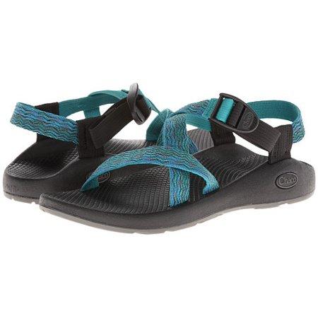 5f4e43a46b3 Chaco - Chaco Z1 Vibram Yampa Waves Sandals - Women s 9 - Walmart.com