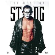 Wwe-best Of Sting [blu Ray/ws/2 Disc] (Warner Home Video)