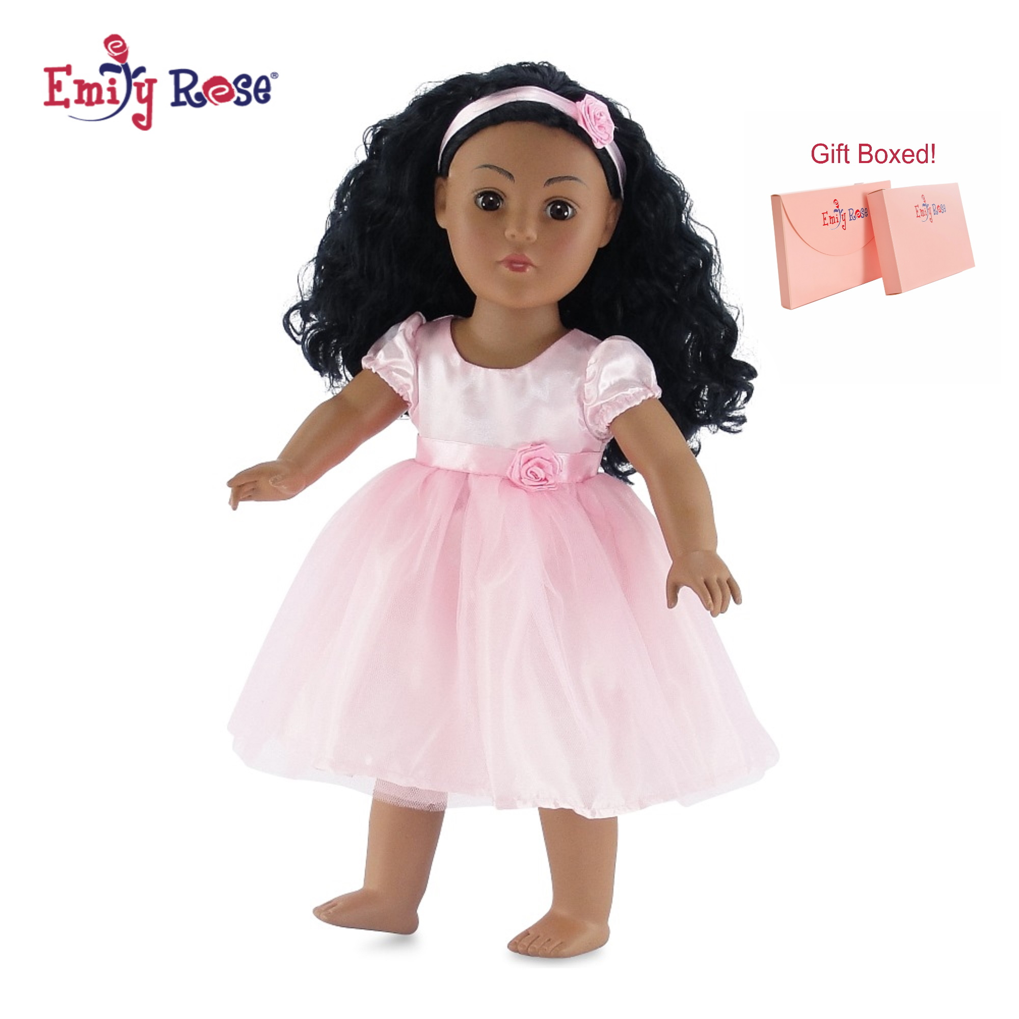 Doll Clothes Tulle Skirt fits 18 Inch American Girl Dolls