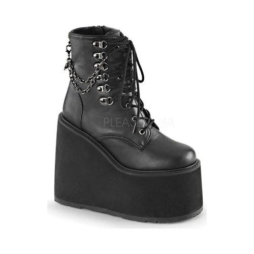 Women's Demonia Swing 101 Ankle Boot by PleaserUSA