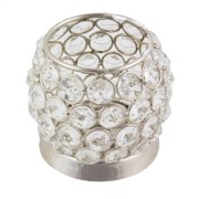 DecorFreak Small Table Crystal Votive With Base