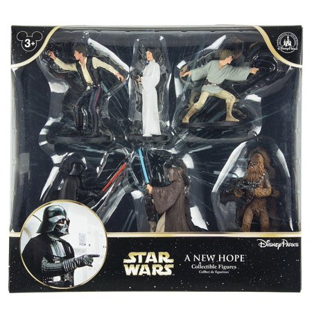 Cake Figurines Kids (disney parks star wars a new hope figurine playset cake topper new with)
