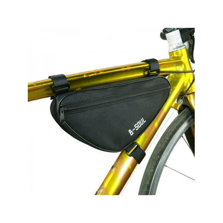 Thomas Tube Holder - MarinaVida Triangle Cycling Bike Bicycle Front Tube Frame Pouch Bags Holder Saddle Pannier