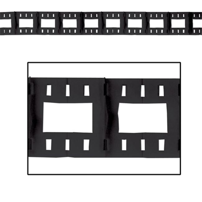 Beistle 57667 Party Filmstrip Garland Pack of 12