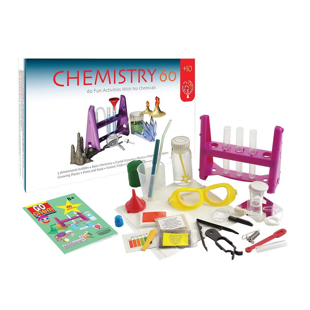 Elenco Chem-Science 60 Kit by Elenco