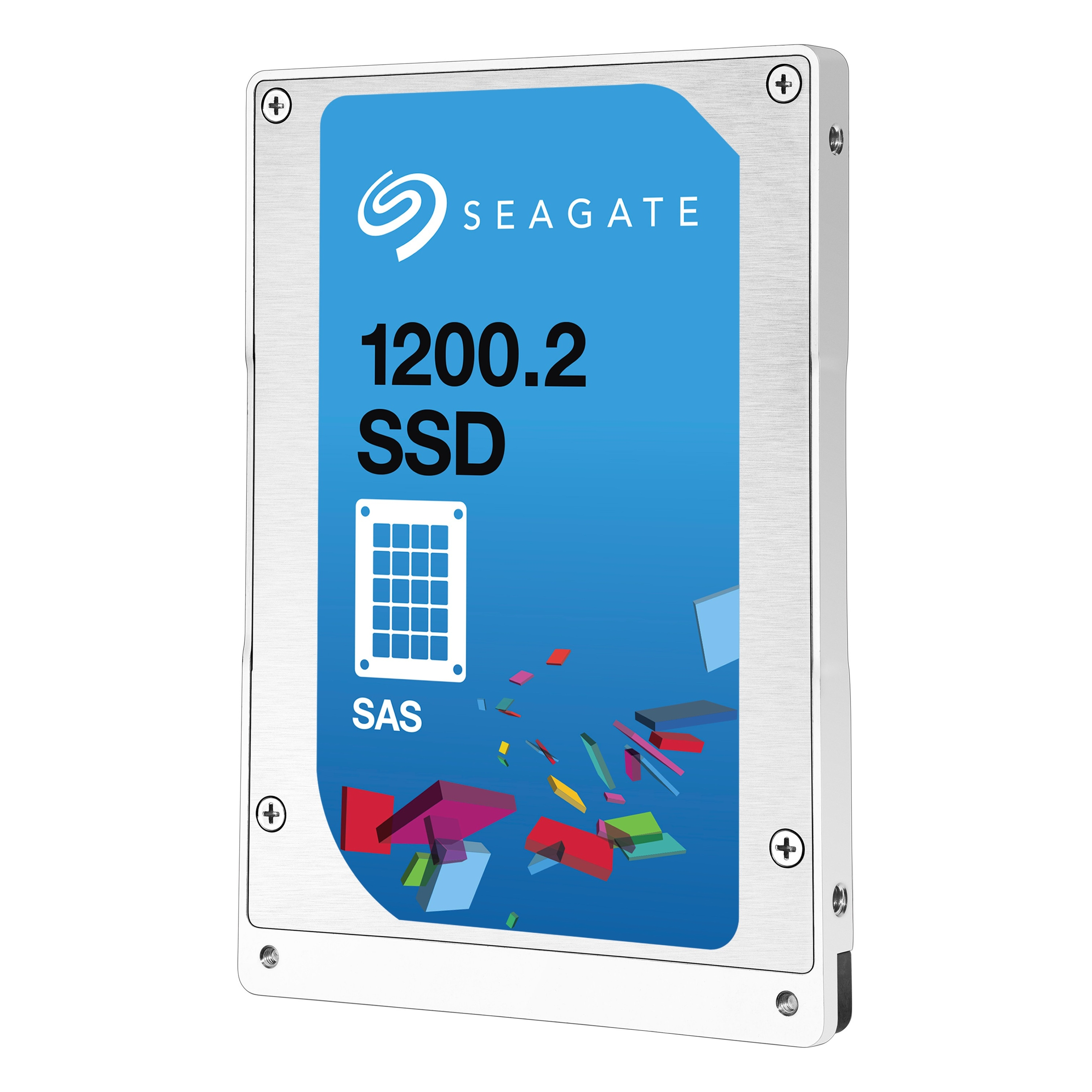 """Seagate 1200.2 St800fm0213 800 Gb 2.5"""" Internal Solid State Drive Sas 512 Mb Buffer (st800fm0213) by Seagate"""