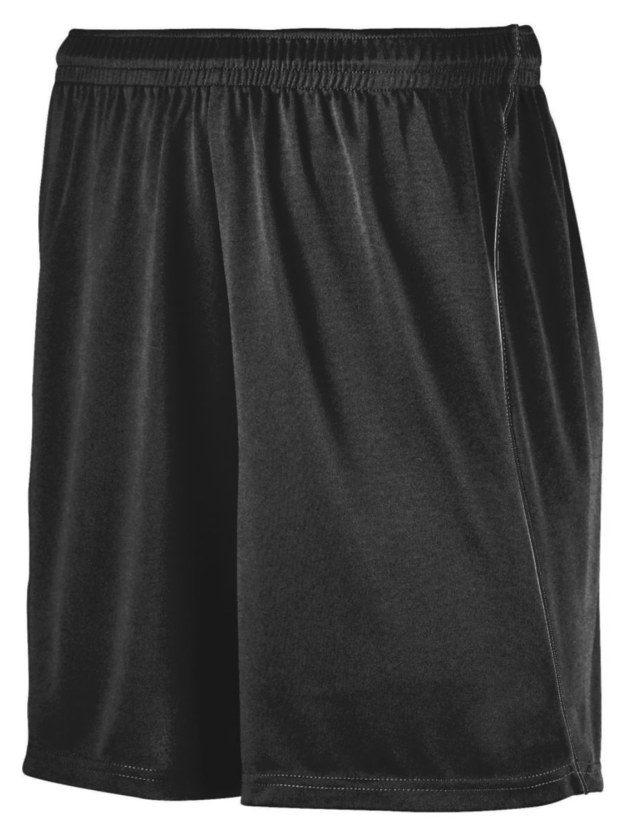 Augusta 461 Youth Wicking Soccer Short With Piping