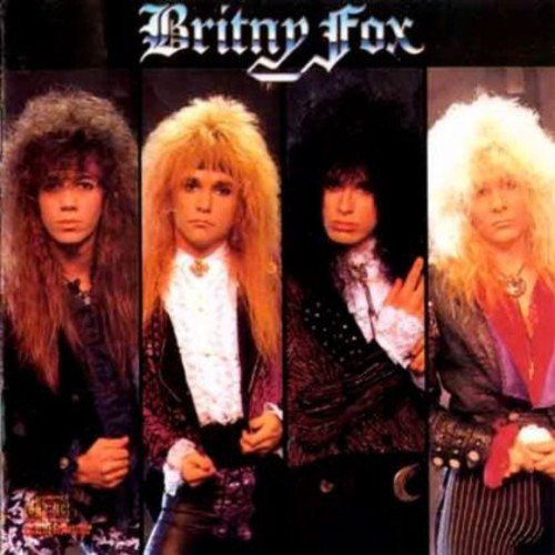 Britny Fox / Boys In Heat (Vinyl)
