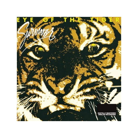 Eye of the Tiger (CD) -