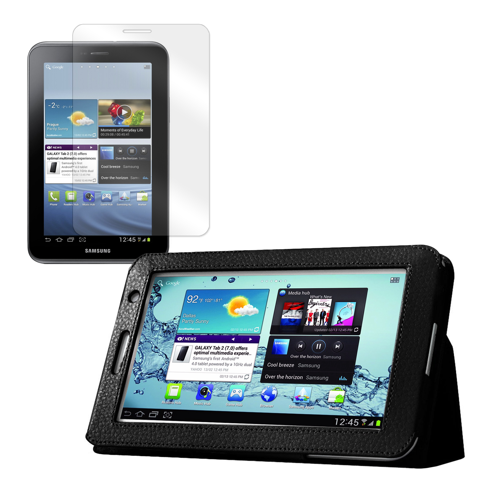 MGear Accessory Bundle for Samsung Galaxy Tab 2 7.0 in. Tablet