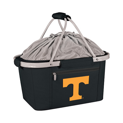 """Picnic Time Metro Basket Tennessee Volunters Print  19"""" x 11"""" x 10"""""""