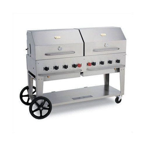Crown Verity 60'' Grill Natural Gas