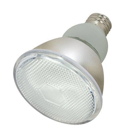 S7204 15 Watt Medium Base Par30  2700K  120V  Equivalent To 50 Watt Incandescent Lamp With U L  Wet Location Listed  7W S9562 120V Par30 50W S7306    By Satco