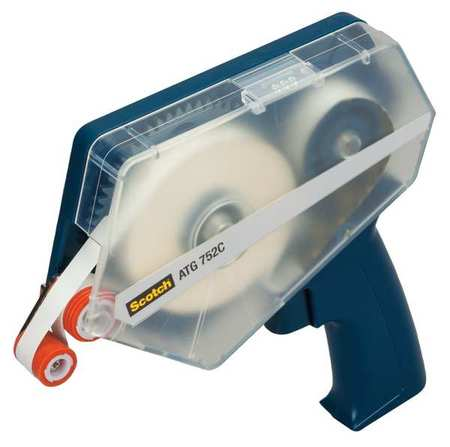 Transfer Tape Dispenser,Blue,1-1/2 in. W SCOTCH 752C