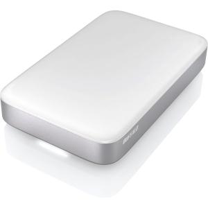 Buffalo MiniStation Thunderbolt 1TB Portable Bus-Powered Thunderbolt/USB 3.0 Portable Hard Drive