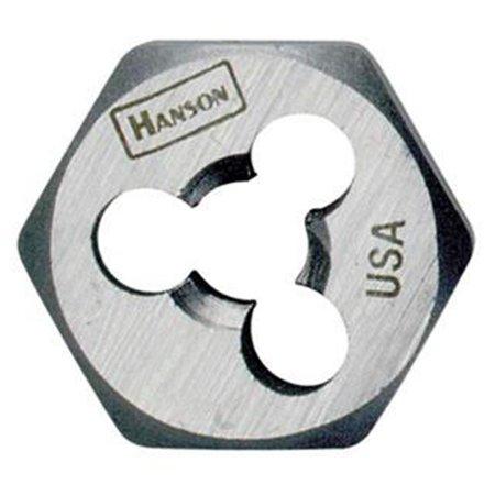 Hanson HAN7234 .38 in. - 16 NC hexagonal de r--enfilage partiel - droitier - image 1 de 1