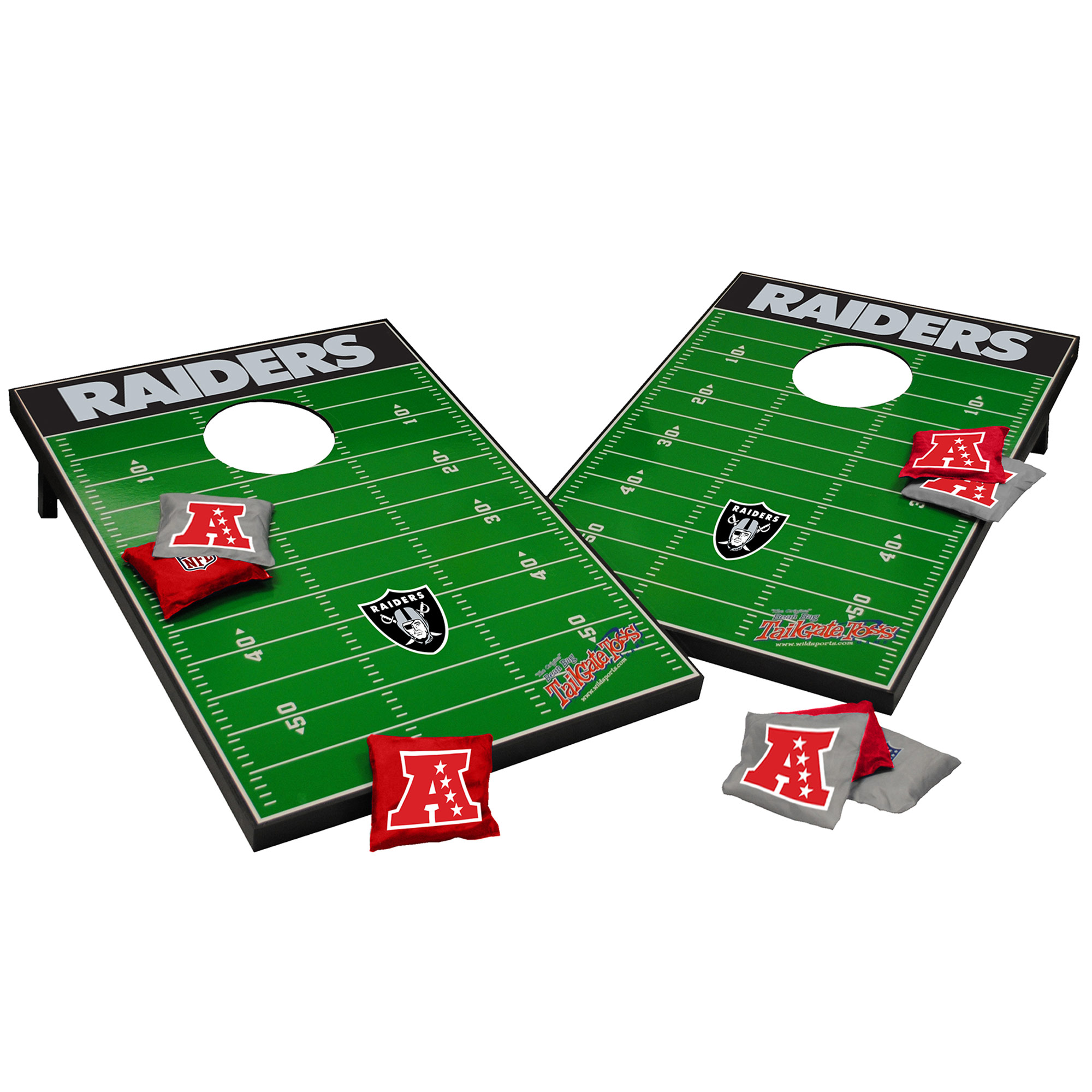 Tailgate Toss NFL Oak Raiders
