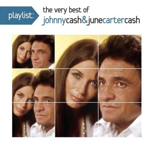 Playlist: The Very Best Of Johnny Cash & June Carter Cash