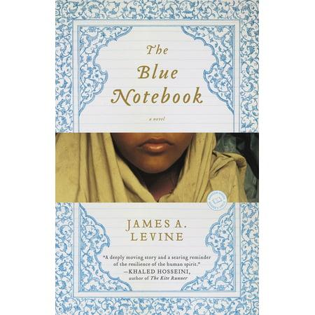 Blue Notebook (The Blue Notebook : A Novel)