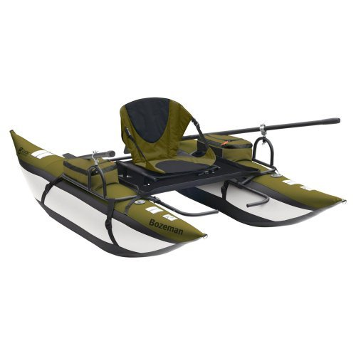 Classic Accessories Bozeman Pontoon Boat
