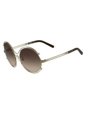 80afa51dd7ac Product Image Sunglasses CHLOE CE 122 S 786 ROSE GOLD BROWN