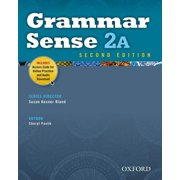 Grammar Sense 2A with Access Code